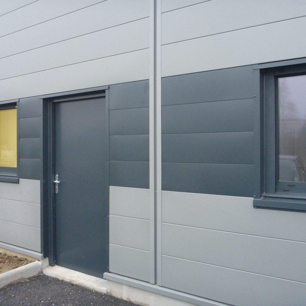 Fen 234 Tres Bois Pvc Aluminium Menuiserie Evrard