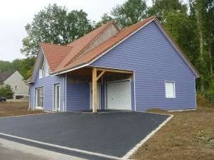 Pavillon 115 m²